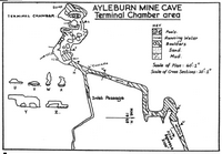 Descent 11 Ayleburn Mine Cave - Terminal Chamber