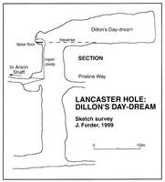 Descent 151 Lancaster Hole - Dillons Daydream