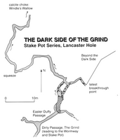 Descent 197 Lancaster Hole - Dark Side of the Grind