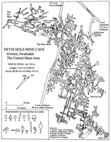 MSG J12 Devis Hole Mine Caves - Central Maze Area