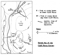 MSG J9 Cliffe Force System - Sketch Map