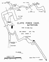 NPC J67 Cliffe Force Cave - Buttertubs