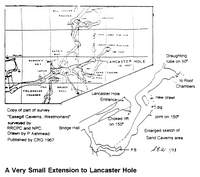 WRPC J2001 Lancaster Hole - Small Extension
